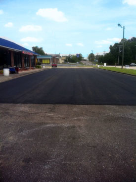 Asphalt Paving in Raleigh nC