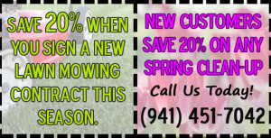 Mark Douglas Lawncare Inc. - Spring Lawn Care Coupons