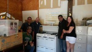 Antique Stove Restoration of Texas - restoration team
