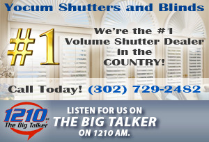 Yocum Shutters and Blinds - Number One