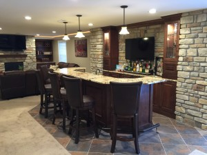 Pro Basement Finishers - Custom Finished Basement