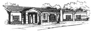James L. Chase & Associates, PLC - Sketch of the Office