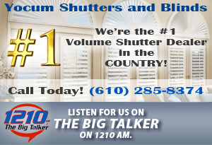 Yocum Shutters and Blinds - Radio Show