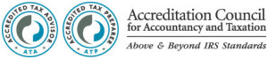 Accredited Tax Advisor, Accredited Tax Preparer - Accreditation Council for Accountancy and Taxation
