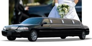 Noble Transportation & Limousines - Wedding Limo
