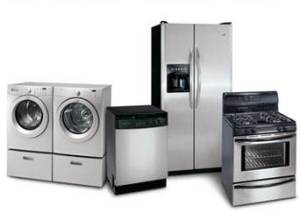 Ralph's Appliance Service- Stainless Steel Appliances