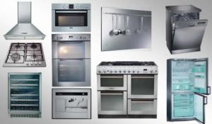 Michael's Appliance Repair - several appliances shown together
