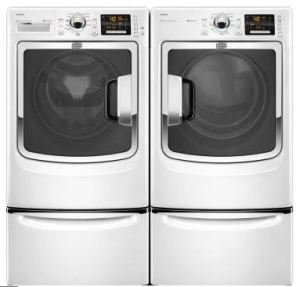 Mark's Appliance Repair - Maytag Washer and Dryer Set