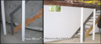 Tri State Mold Solutions- Refinished basement