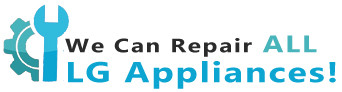 LG Appliance Repair Banner