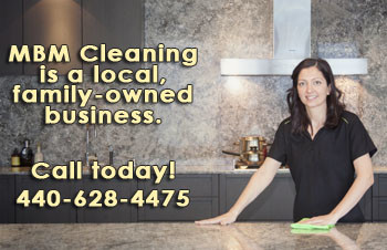 MBM Cleaning Inc. - Family-owned cleaning business