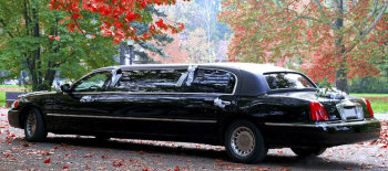 A & J Transportation Services - Wedding Limo