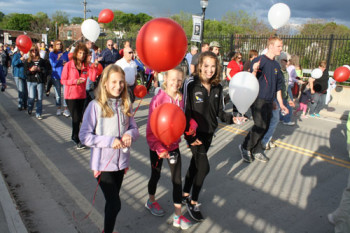 RADAR Coalition - Candlelight Walk May 2016