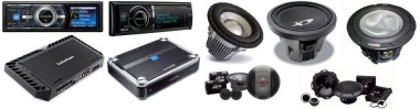 Titan Motoring - Car Audio Products