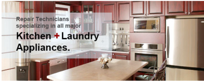 Kitchen and Laundry Appliances