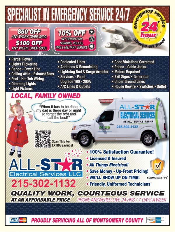 All Star Electrical Discounts