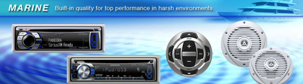 Automotive Concepts - Marine Audio Options