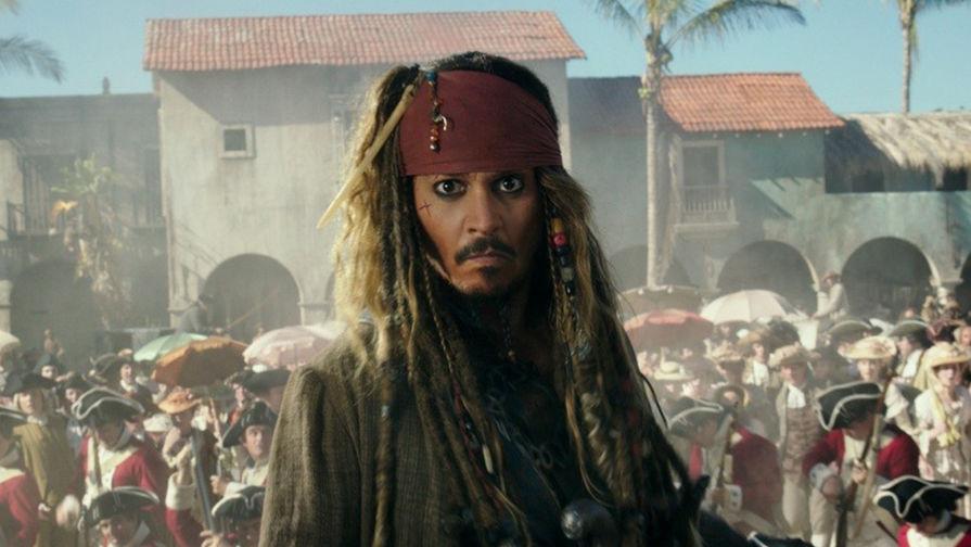 Джонни депп рассказал о пиратах карибского моря