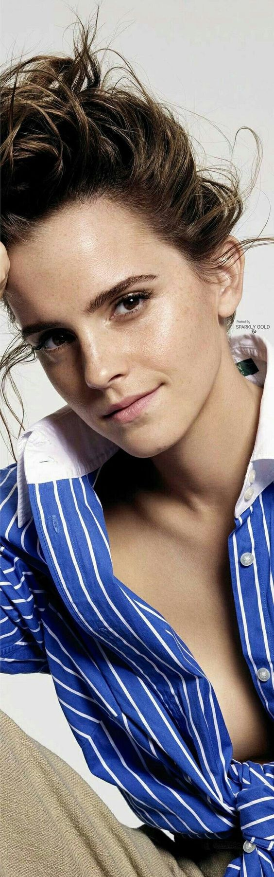 Emma Watson on Photoshoot