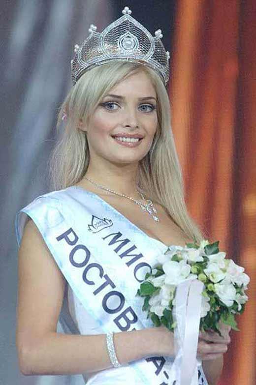 Котова Мисс Россия 2006