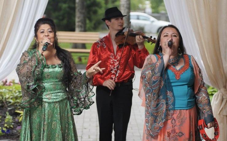 Свадьбы цыганские 2017 год
