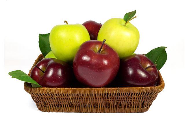 Поделки из яблок на праздник осени