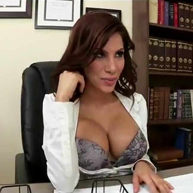 Русское порно жена шефа