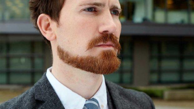 бородка якорь рыжая