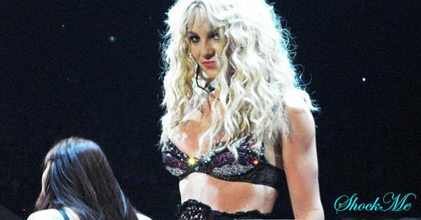 Britney spears tour australia