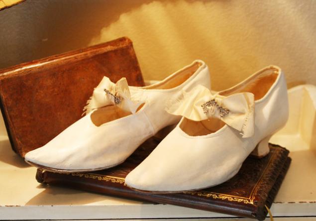 Обувь XIX века: «Принеси те самые черевички, которые носит царица, выйду тот же час за тебя замуж», фото № 13