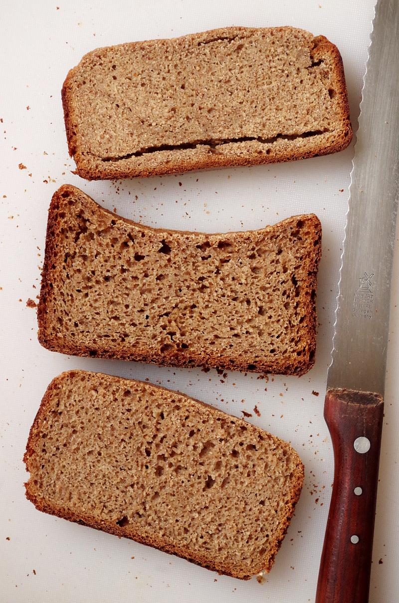 Закваска для ржаного хлеба в хлебопечке