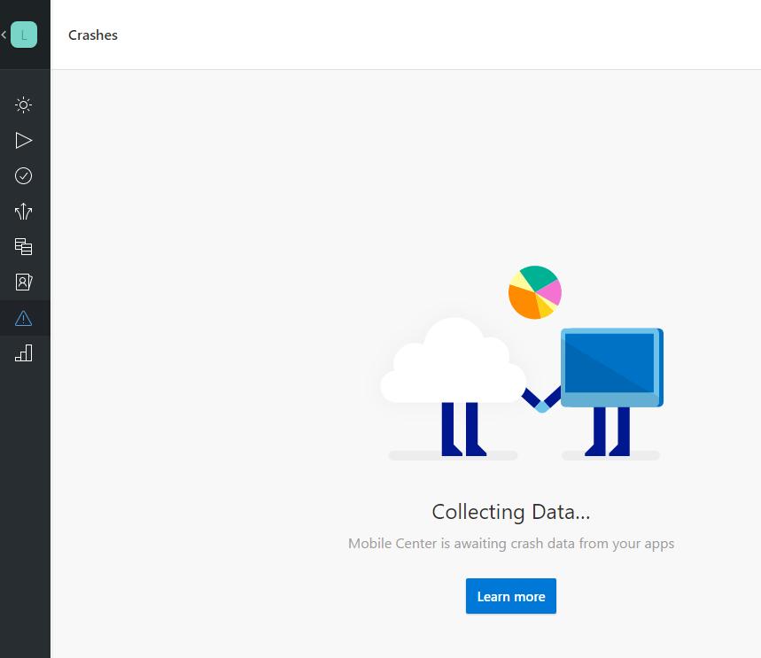 Mobile Center - Microsoft