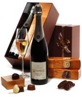 GodivaBiscuits & Champagne Grand Cru