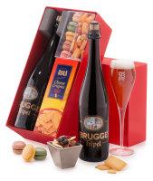 Brugge Tripel Beer & Snacks