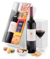 Mendel Finca Remota Red Wine & Snacks