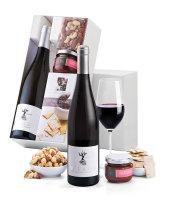 Usseglio Côtes du Rhône Claux Red Wine & Snacks