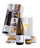 Usseglio Côtes du Rhône Claux White Wine & Snacks
