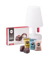 Fatboy Design Lamp Edison The Petit and Barù Marshmallows