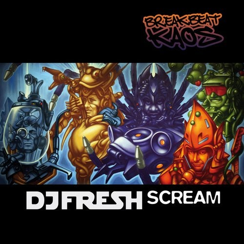 Dj fresh scream