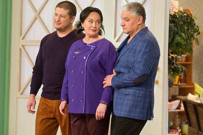 Ренат Агзамов в шоу «ТилиТелеТесто»