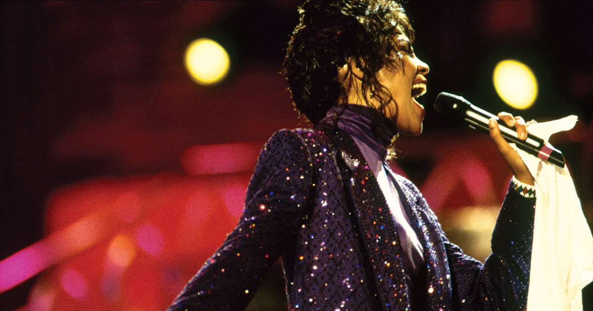 All songs by whitney houston