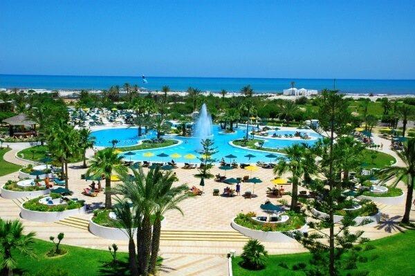 Тунис какое море омывает сусс