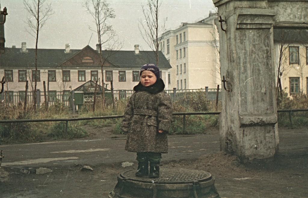 Мурманск фото старый