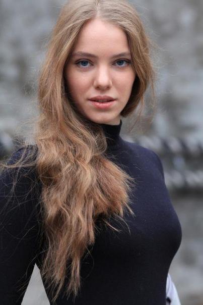 Дарья циберкина биография