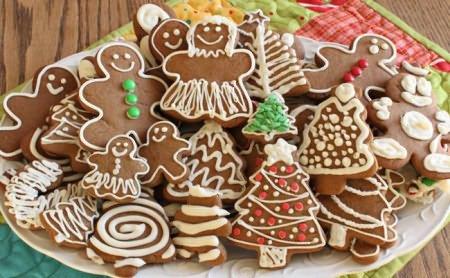 имбирное печенье с глазурью рецепт