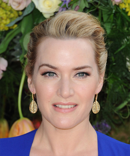 Kate winslet updo hairstyles