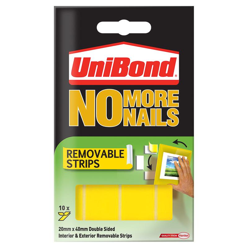 No more nails strips