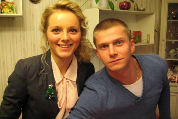 Анна Назарова и Роман Курцын