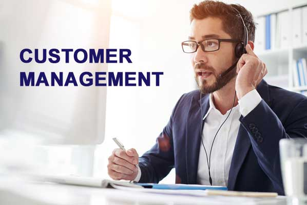 Management customer