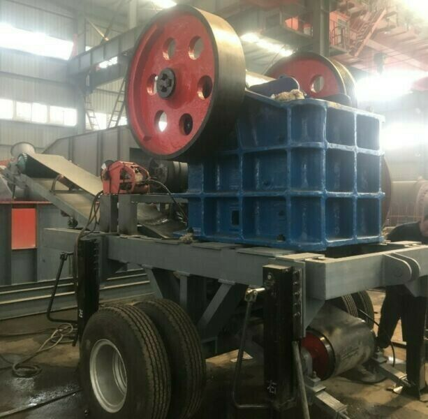 Mobile jaw crusher for sale south africa
